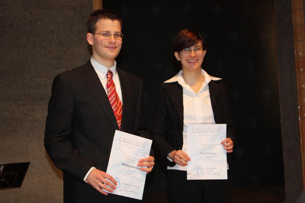 Philipp Kohler, Fiona Pregizer