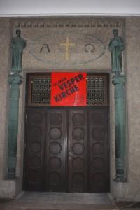 ERöffnung der Vesperkirche in der Paulus Kirche in Ulm