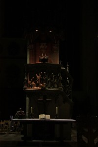 Altar Ulmer Münster